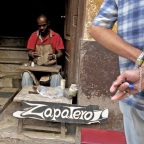 Handcuffed Capitalism in Cuba