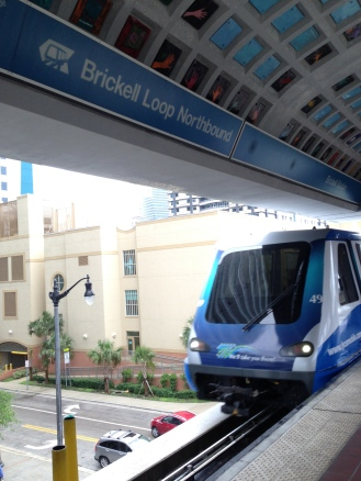 The fascinating Metromover