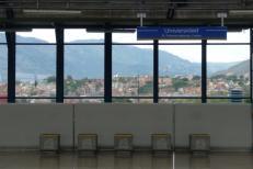 Medellin's Spotless Metro