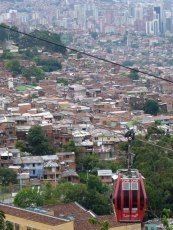 Medellin's Mountain Metro