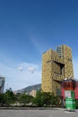 Modern architecture in Medellin
