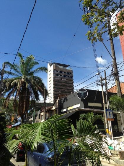 Strolling in El Poblado
