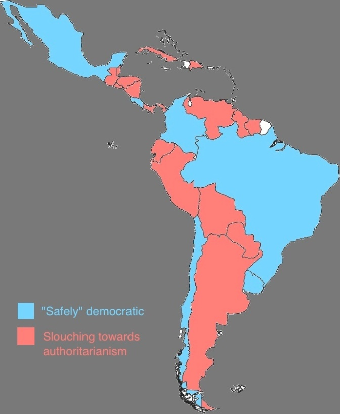 Democracy LatAm