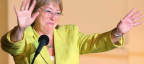 Bachelet Poised for a Comeback