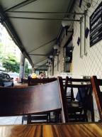 Lazy mornings and Jardins' cheapest cafezinho