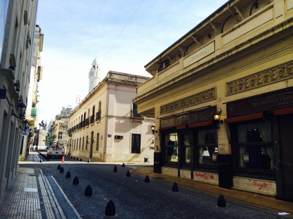 Nestled between the Microcentro and San Telmo