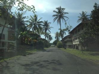 An abandoned military base