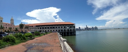 Old and New Panama