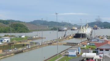 Miraflores observation deck