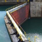 Rough Waters on the Panama Canal