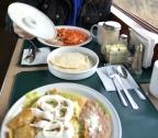Mexican Delicacies en route