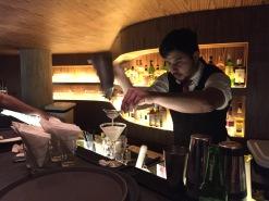 60s Chic at the Riviera Bar