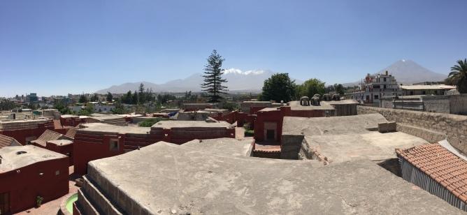 A heavenly panorama