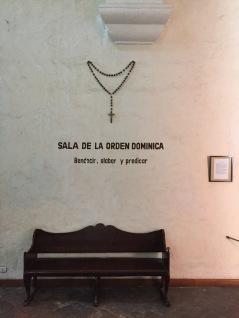 Dominican room