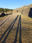 Shadows of Qorikancha